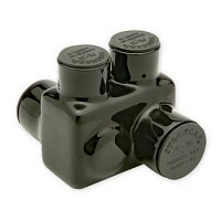Penn-Union IPBBNA6002A Insulated Multi Tap Connector 2 Conductor 600MCM
