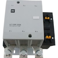 3 Pole 225 Amp IEC Contactor Top