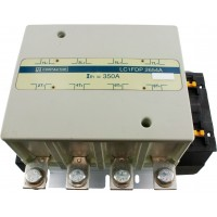 4 Pole 265 Amp IEC Contactor Top