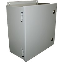 "NEMA 4 & NEMA 4X Hinge Cover Electrical Box 16"" x 14"" x 8"""