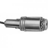 """SINGLE CONTACT, SELF GROUNDING, CHROME-PLATED BRASS, 3/16"""" RED LENS, 12V BULB SUPPLIED"""