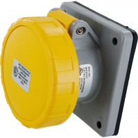 320R4W Pin And Sleeve Receptacle 20 Amp 2 Pole 3 Wire