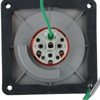 420B12W Pin And Sleeve Inlet 20 Amp 3 Pole 4 Wire