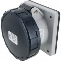420R5W Pin And Sleeve Receptacle 20 Amp 3 Pole 4 Wire