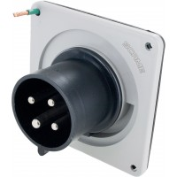 430B5S Pin And Sleeve Inlet 30 Amp 3 Pole 4 Wire