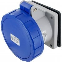 430R9W Pin And Sleeve Receptacle 30 Amp 3 Pole 4 Wire