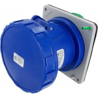 460R9W Pin And Sleeve Receptacle 60 Amp 3 Pole 4 Wire 2