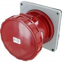 5100R7W Pin And Sleeve Receptacle 100 Amp 4 Pole 5 Wire IEC 60309