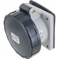 520R5W Pin And Sleeve Receptacle 20 Amp 4 Pole 5 Wire
