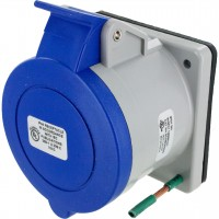 530R9S Pin And Sleeve Receptacle 30 Amp 4 Pole 5 Wire
