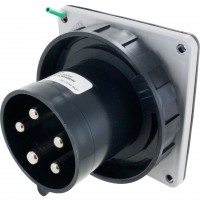 560B5W Pin And Sleeve Inlet 60 Amp 4 Pole 5 Wire