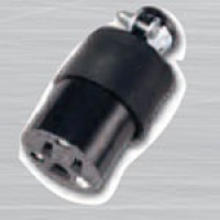 FEMALE REPLACEMENT PLUG 3 WIRE
