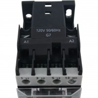 3 Pole Contactor 9 Amp 120 Vac Coil