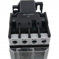 3 Pole Contactor 25 Amp 120 Vac Coil