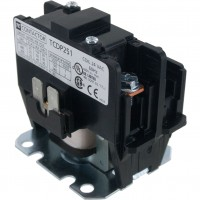 1 Pole Contactor 25 Amp 24VAC Coil