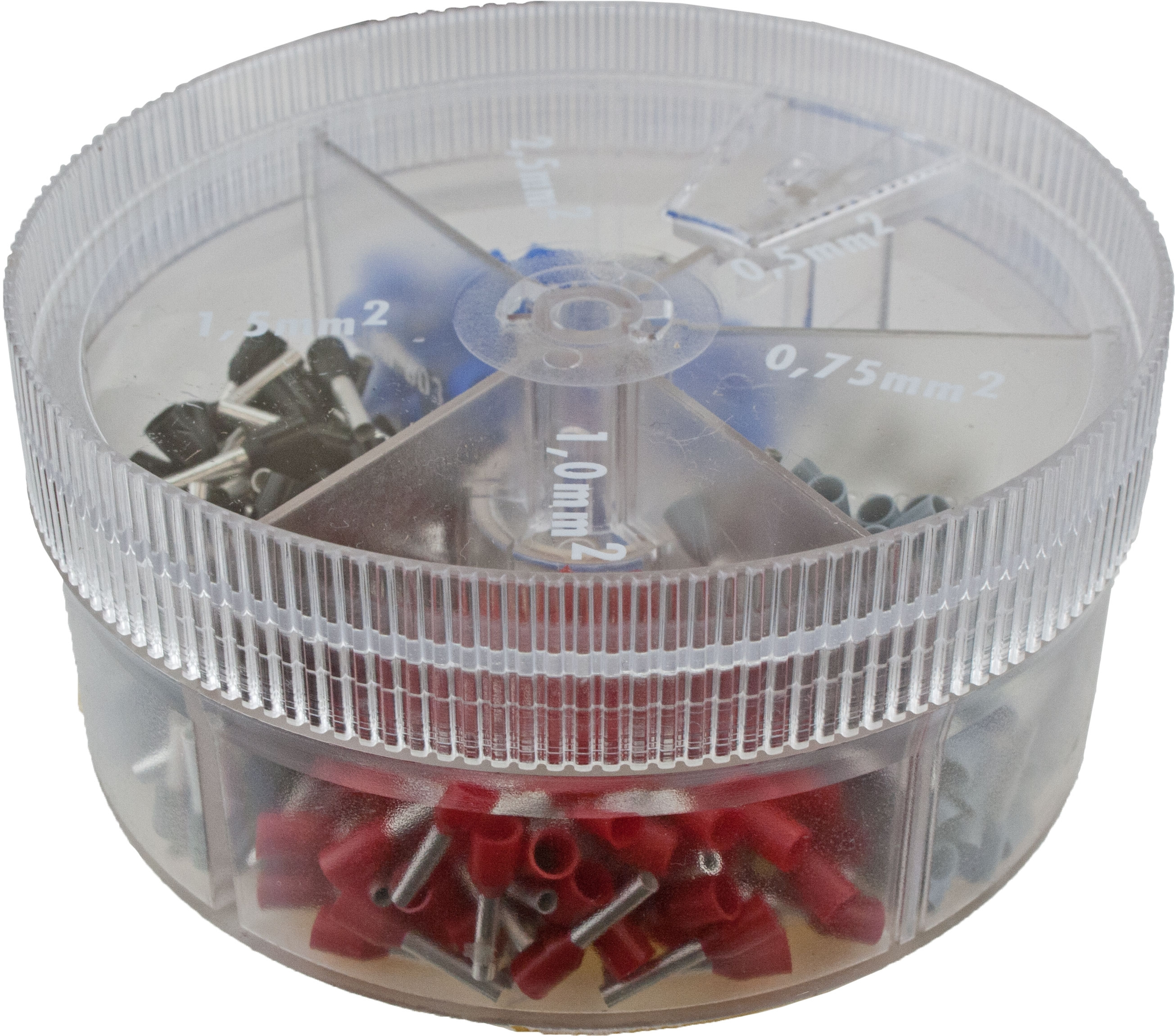 Insulated Wire Ferrule Assortment Box 22-14Awg | ElecDirect