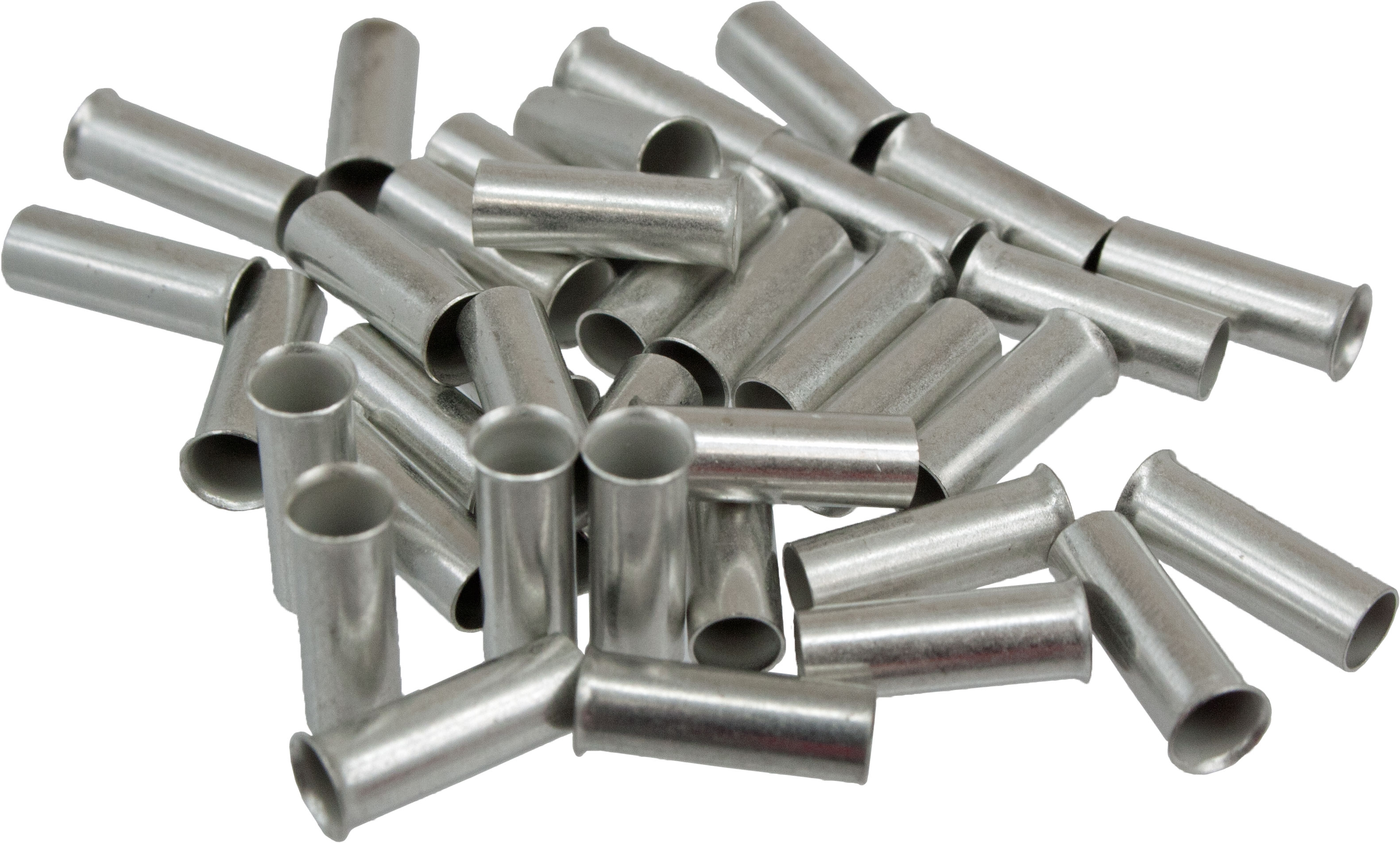 10 Awg Non-Insulated Wire Ferrules | FERN-10-12B | ElecDirect