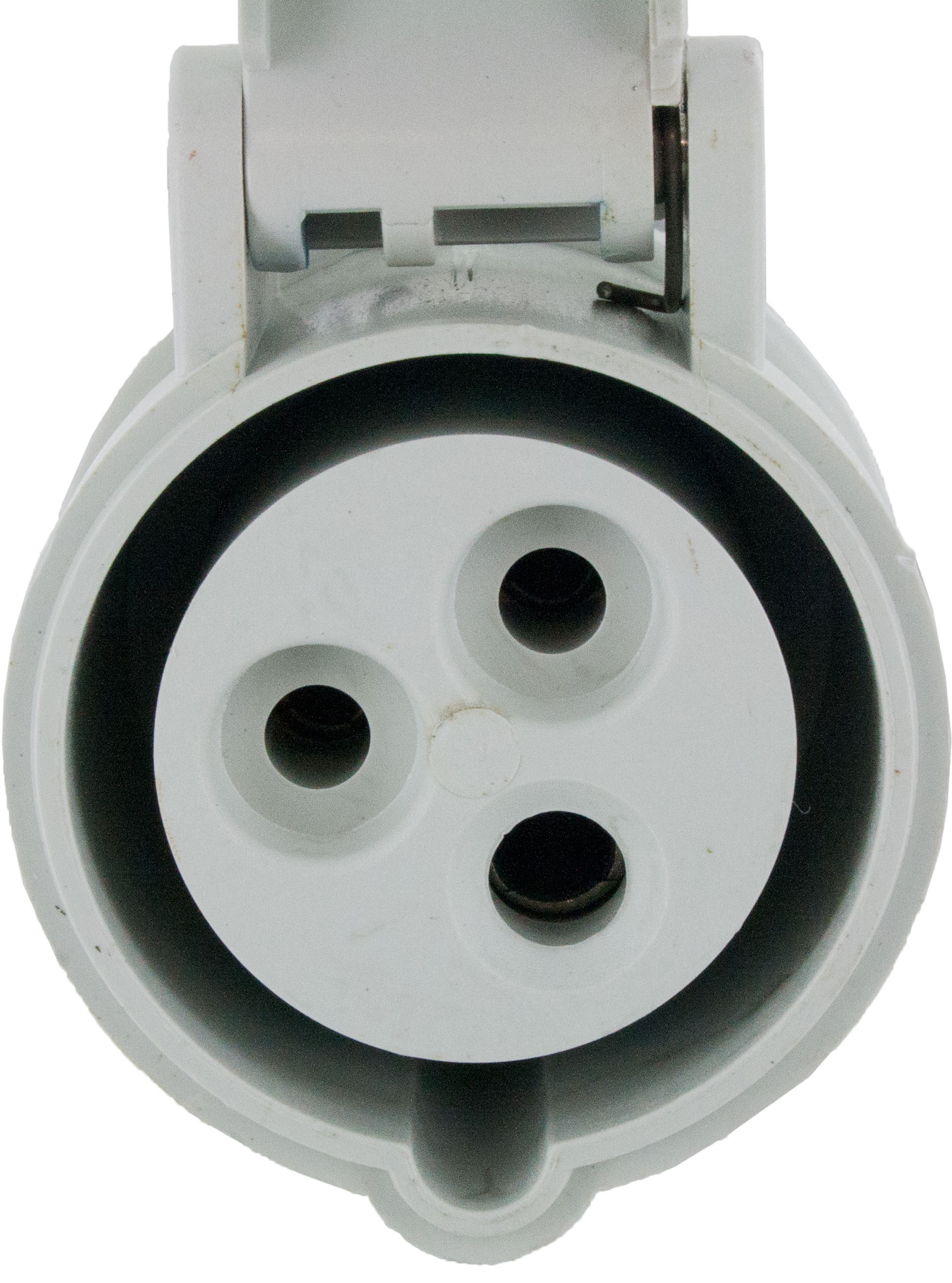 320C5S Pin And Sleeve Connector 20 Amp 2 Pole 3 Wire | ElecDirect