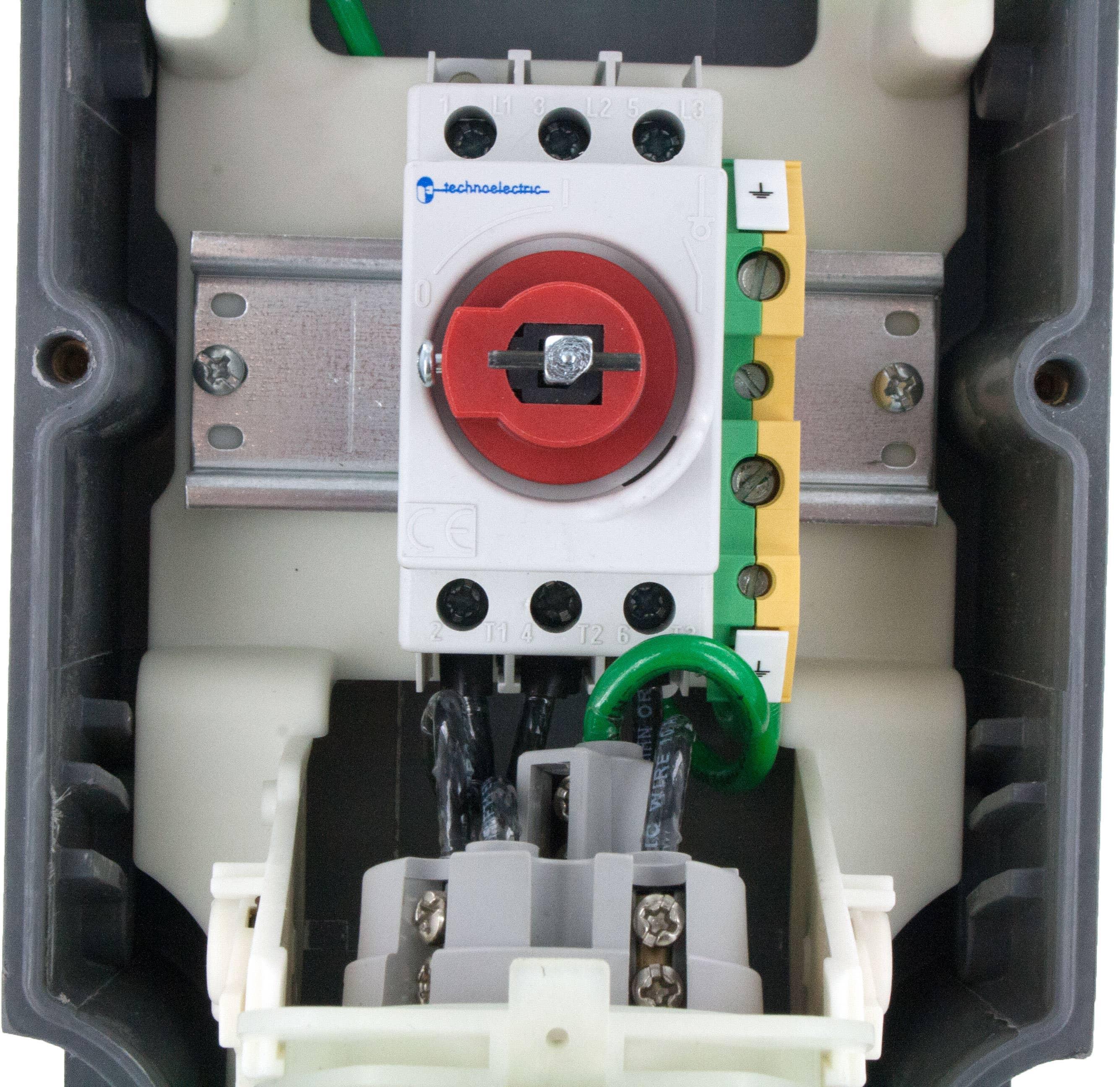 430MI5W Mechanical Interlock Pin and Sleeve | ElecDirect