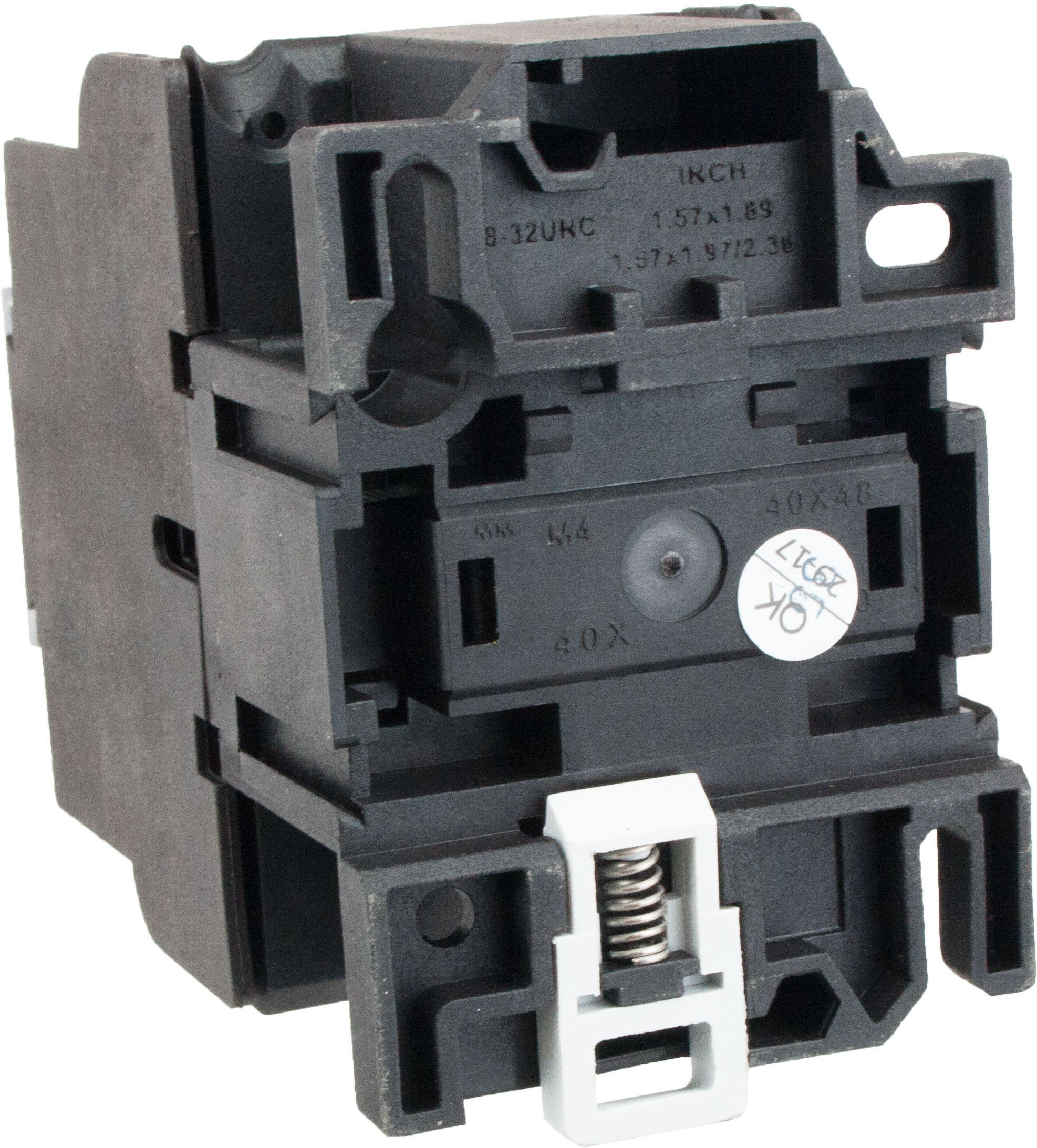 3 Pole Contactor 32 Amp 440 Volt Ac Coil Tc1d3201r7 Elecdirect Wiring