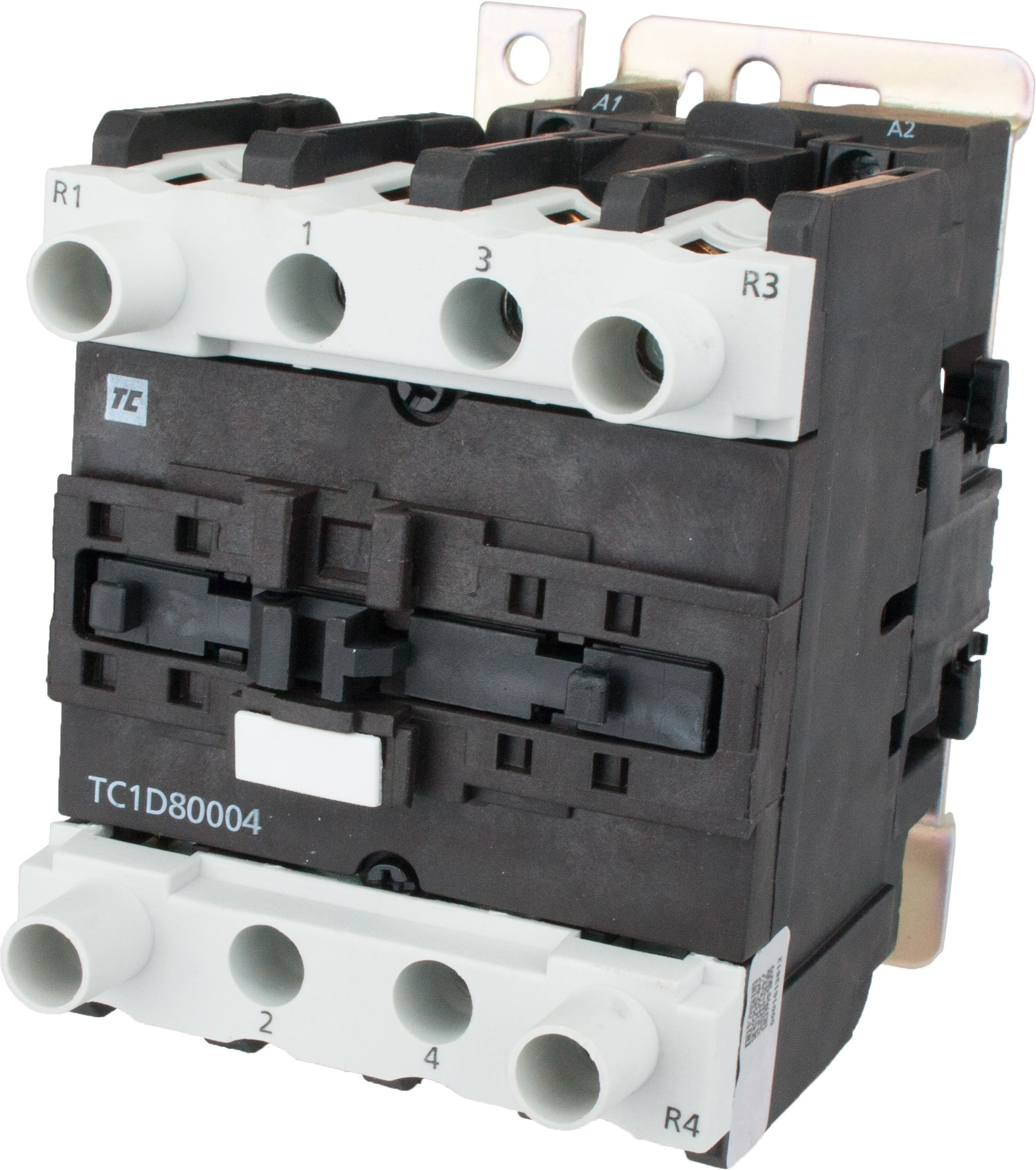 4 Pole Contactor 80 Amp N O 120 Volt Ac Coil Tc1d80004g7 Home Cole Hersee Toggle Switch Spst On Off W Wire Leads Elecdirect