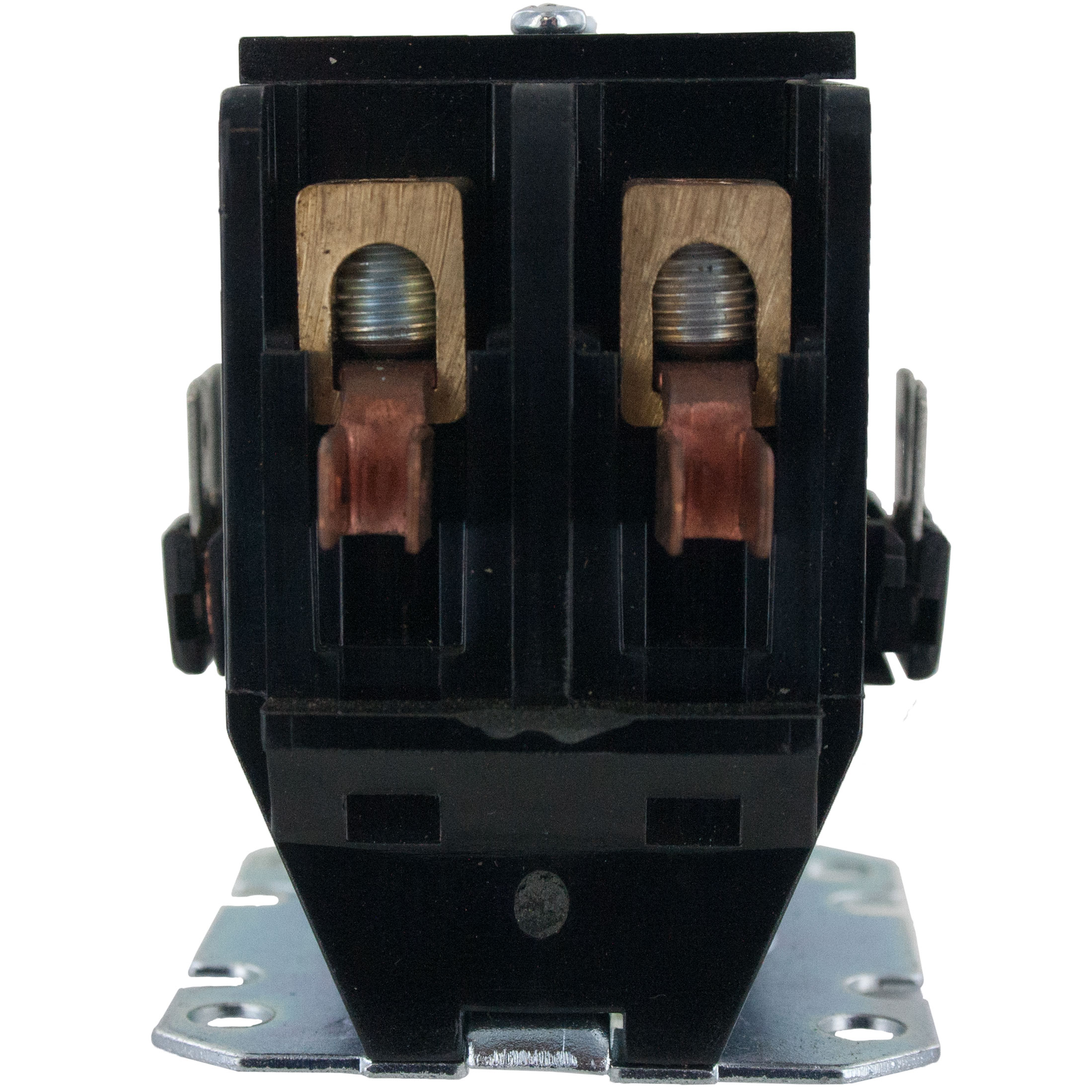 2 Pole Contactor 30 Amp 24vac Coil Elecdirect Wiring Ac 2pole